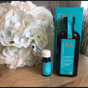 Other - 🔥TOP SELLER🔥W/ FREE MINI Morrocanoil Treatment